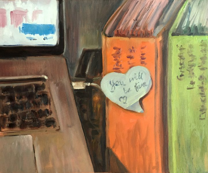 still-life-oil-painting-laptop-and-postit-note