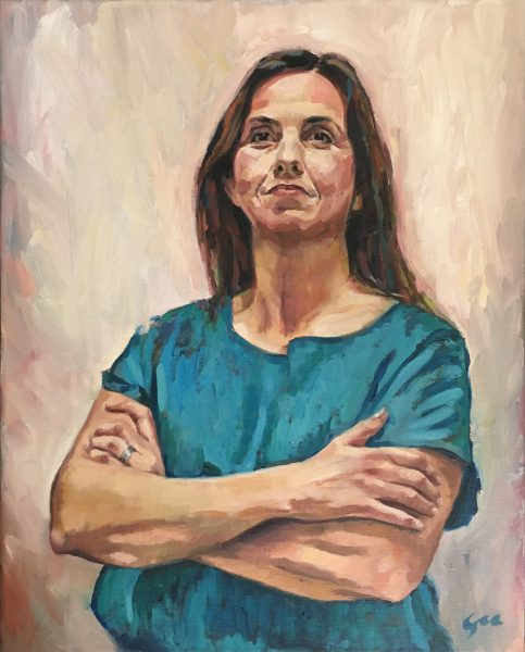 oil-painting-of-strong-woman-spiritual-painting